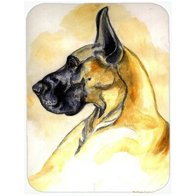 Great Dane Glass Cutting Board