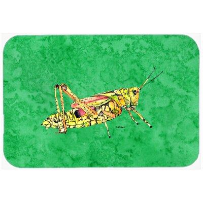 Grasshopper Glass Cutting Board