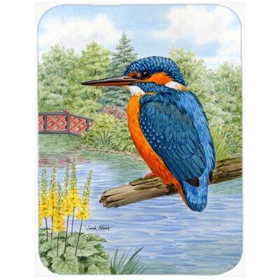 Kingfisher Glass Cutting Board