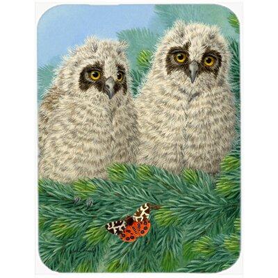 Owlets Glass Cutting Board