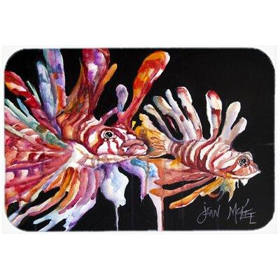 Lionfish Glass Cutting Board