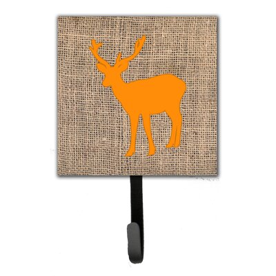 Deer Leash Holder and Wall Hook