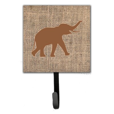 Elephant Leash Holder and Wall Hook