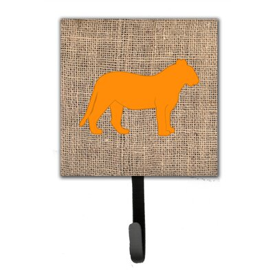 Tiger Leash Holder and Wall Hook