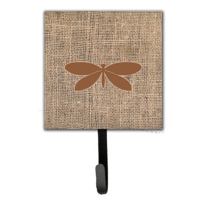 Moth Leash Holder and Wall Hook
