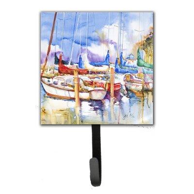 Runaway Sailboats Leash Holder and Wall Hook