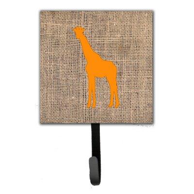 Giraffe Leash Holder and Wall Hook