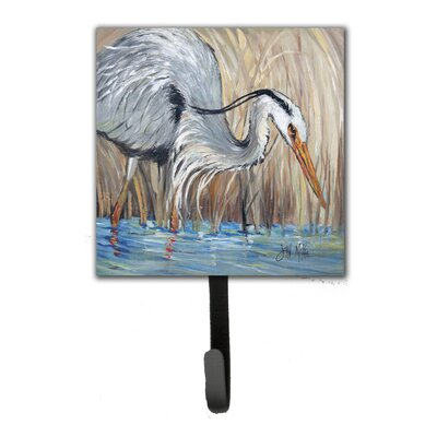 Heron Leash Holder and Wall Hook