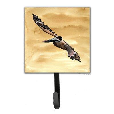 Pelican Bird Leash Holder and Wall Hook