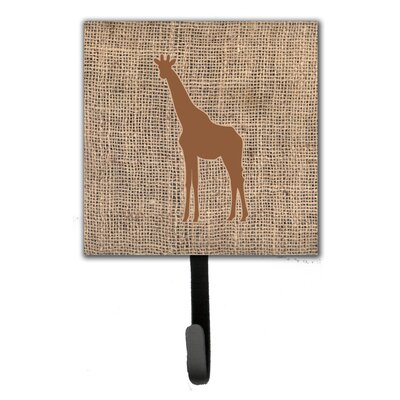 Giraffe Leash Holder and Wall Hook