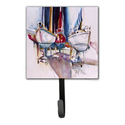 Dry Dock Sailboats Leash Holder and Wall Hook