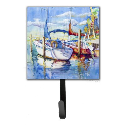 Towering Q Sailboats Leash Holder and Wall Hook