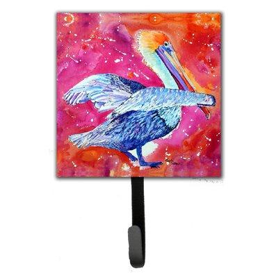 Pelican Bird Wall Holder