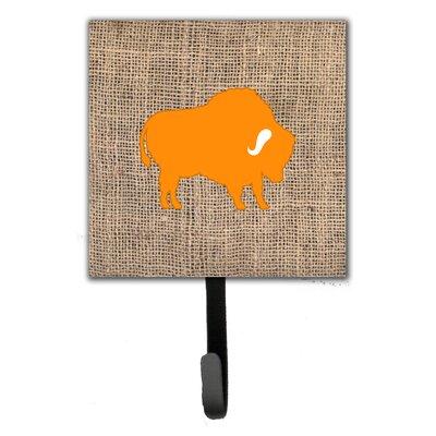 Buffalo Leash Holder and Wall Hook