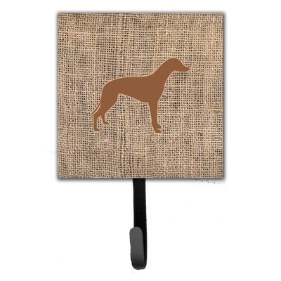 Greyhound Leash Holder and Wall Hook