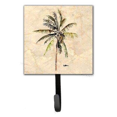 Palm Tree Leash Holder and Wall Hook