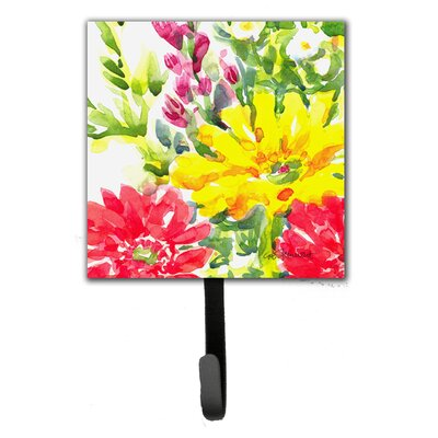 Flower Leash Holder and Wall Hook