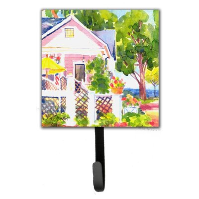 Cottage at The Beach Leash Holder and Wall Hook