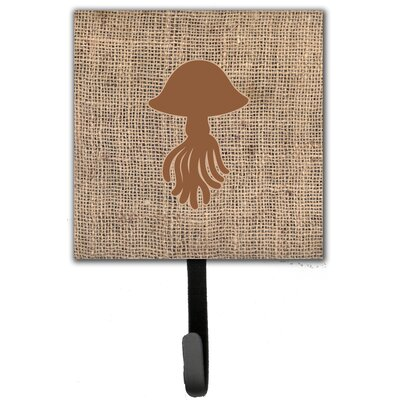 Jellyfish Leash Holder and Wall Hook