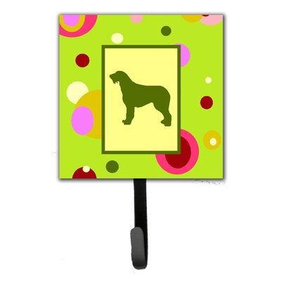 Irish Wolfhound Leash Holder and Wall Hook