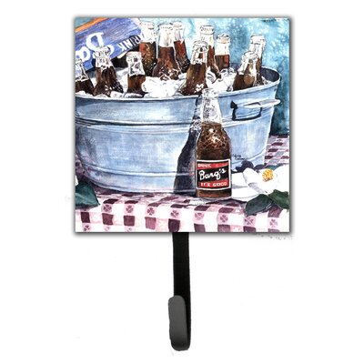 Barq's and Old Washtub Leash Holder and Wall Hook