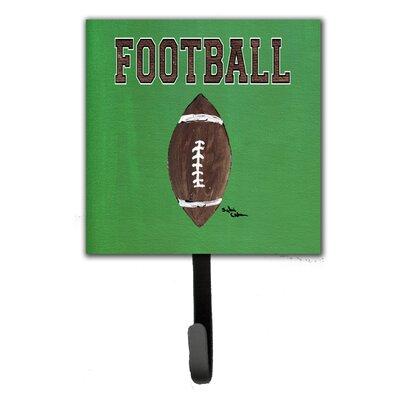 Football Leash Holder and Wall Hook