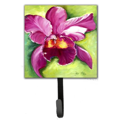 Orchid Leash Holder and Wall Hook