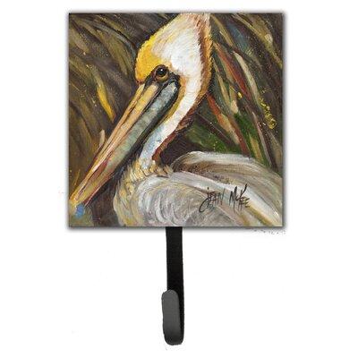 Pelican Lookin East Leash Holder and Wall Hook