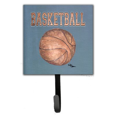 Basketball Leash Holder and Wall Hook