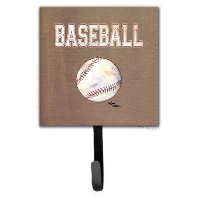 Baseball Leash Holder and Wall Hook