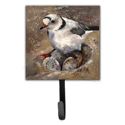 Piping Plover Leash Holder and Wall Hook