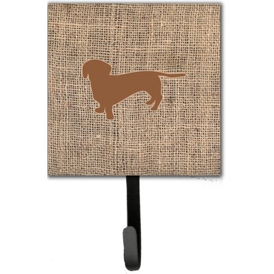 Dachshund Leash Holder and Wall Hook