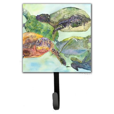 Turtle Leash Holder and Wall Hook