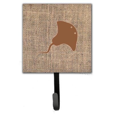 Stingray Leash Holder and Wall Hook