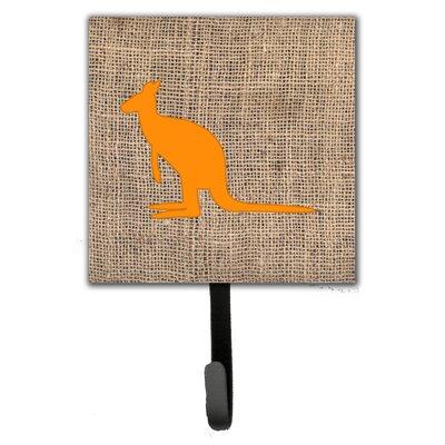 Kangaroo Leash Holder and Wall Hook