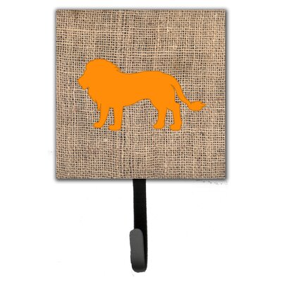 Lion Leash Holder and Wall Hook