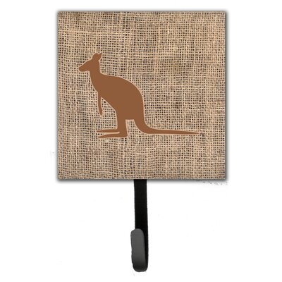 Kangaroo Leash Holder and Wall Hook