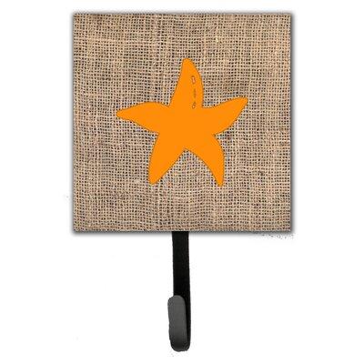 Starfish Leash Holder and Wall Hook