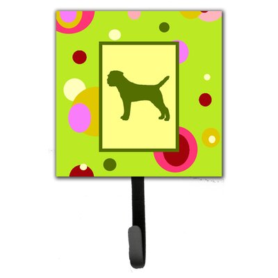 Border Terrier Leash Holder and Wall Hook