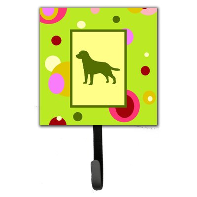 Labrador Leash Holder and Wall Hook