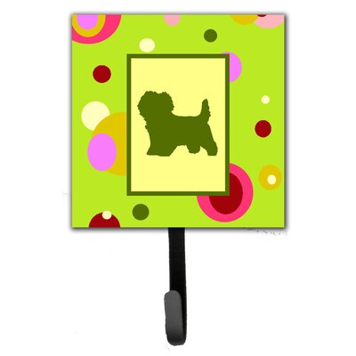 Cairn Terrier Leash Holder and Wall Hook