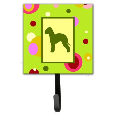 Bedlington Terrier Leash Holder and Wall Hook