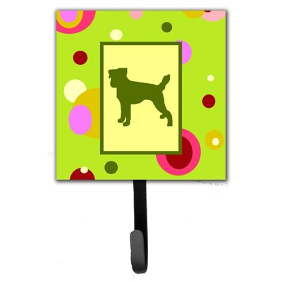 Jack Russell Terrier Leash Holder and Wall Hook