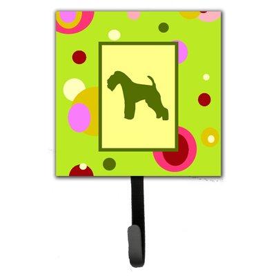 Lakeland Terrier Leash Holder and Wall Hook