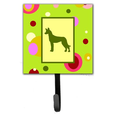 Pharaoh Hound Leash Holder and Wall Hook