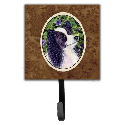 Papillon Leash Holder and Wall Hook