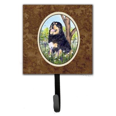 Tibetan Mastiff Leash Holder and Wall Hook