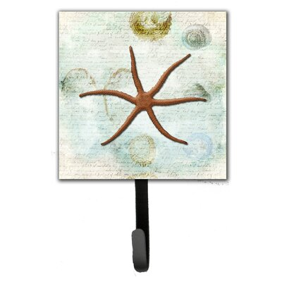 Starfish Leash Holder and Wall Hook