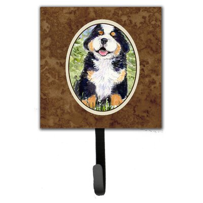 Bernese Mountain Dog Leash Holder and Wall Hook