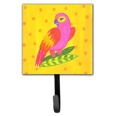 Parrot Leash Holder and Wall Hook